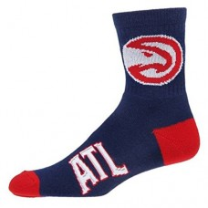 FBF NBA Atlanta Hawks Quarter Socks