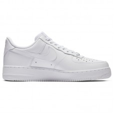 Nike Wmns Air Force 1 07 Low All White - Brīvā laika apavi