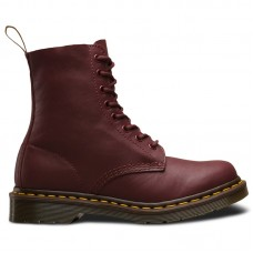 Dr. Martens Pascal Virginia Cherry Red - Ziemas zābaki