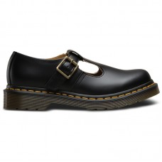 Dr. Martens Polley Smooth Black - Ikdienas apavi