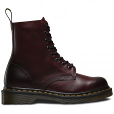 Dr. Martens 1460 Pascal Antique Temperley Cherry Red