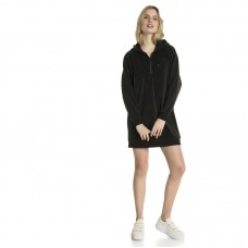 Puma Wmns Downtown Long Sleeve Hooded Dress - Kleitas