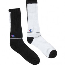 Champion B&W Logo Socks - Zeķes