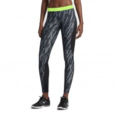 Nike WMNS Pro Hypercool Graphic Tights - Zeķubikses