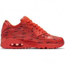 Nike Air Max 90 Se Leather GS - Nike Air Max apavi