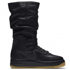 Nike WMNS Air Force 1 Upstep Warrior Black - Brīvā laika apavi
