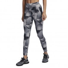 Nike Wmns Speed 7/8 Mid Rise Running Tights - Zeķubikses
