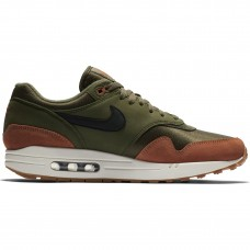 Nike Air Max 1 Olive Canvas Dark Russet - Nike Air Max apavi