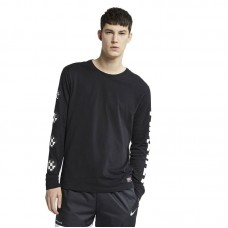 Nike Dri-FIT F.C. Long-Sleeve Football T-Shirt