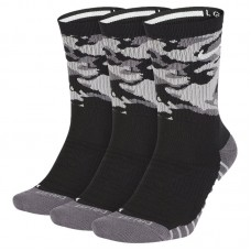 Nike Cushion Camo Crew Socks (3 Pack) - Zeķes