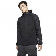 Nike Therma Full-Zip Basketball Hoodie džemperis - Džemperi