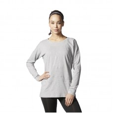 adidas WMNS Letter A Graphic Sweatshirt Top