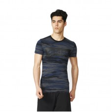 adidas Sports Essentials Linear Camouflage Tee