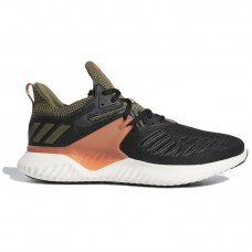 adidas Alphabounce Beyond Black Olive Orange
