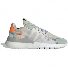 adidas Originals Nite Jogger Boost Grey One Vapour Green