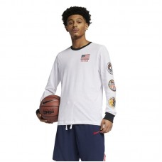 Nike PG NASA Long-Sleeve Basketball T-Shirt