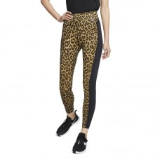 Nike Wmns One 7/8 Leopard Tights - Zeķubikses