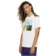 Nike Dri-FIT Basketball Print T-Shirt - T-krekls