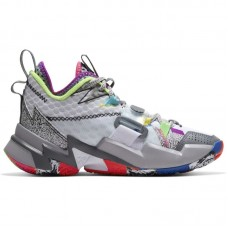 Jordan Why Not Zer0.3 GS Russell Westbrook Multicolor - Basketbola apavi