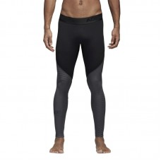 adidas Alphaskin Sport Graphic Long Tights - Zeķubikses