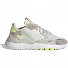 adidas Originals Wmns Nite Jogger Boost W Off White Hi Res Yellow