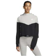 Nike Wmns Sportswear Tech Fleece Pullover Hoody džemperis
