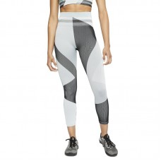 Nike Wmns Sculpt Icon Clash Seamless 7/8 Training tamprės - Zeķubikses