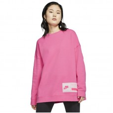 Nike Wmns NSW Fleece Crew Oversize - Džemperi
