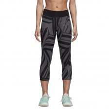 adidas Wmns Mallas 3/4 Design 2 Move Tights - Zeķubikses