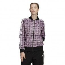 Adidas Originals Wmns Trefoil Allover Print Track džemperis - Džemperi