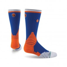 Stance NBA New York Knicks Oncourt Logo Crew Socks