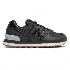 New Balance WMNS 574 Black White